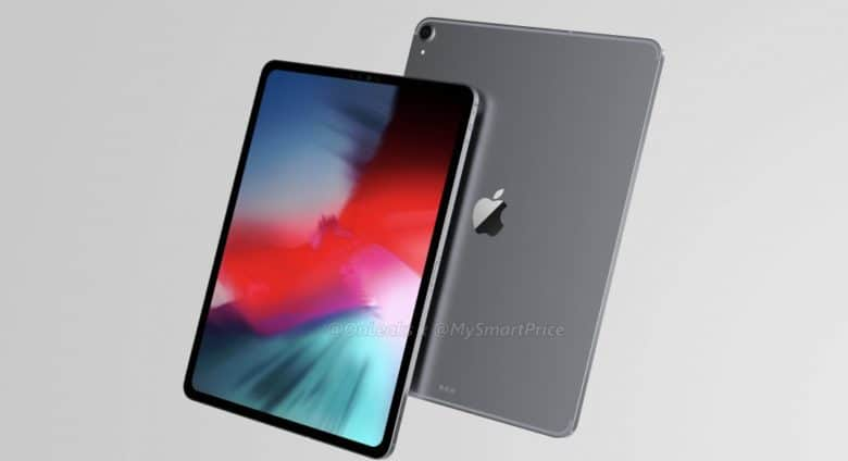 The redesigned 12.9-inch iPad Pro will apparently have jus enough bezel to be easy to hold. We hope.
