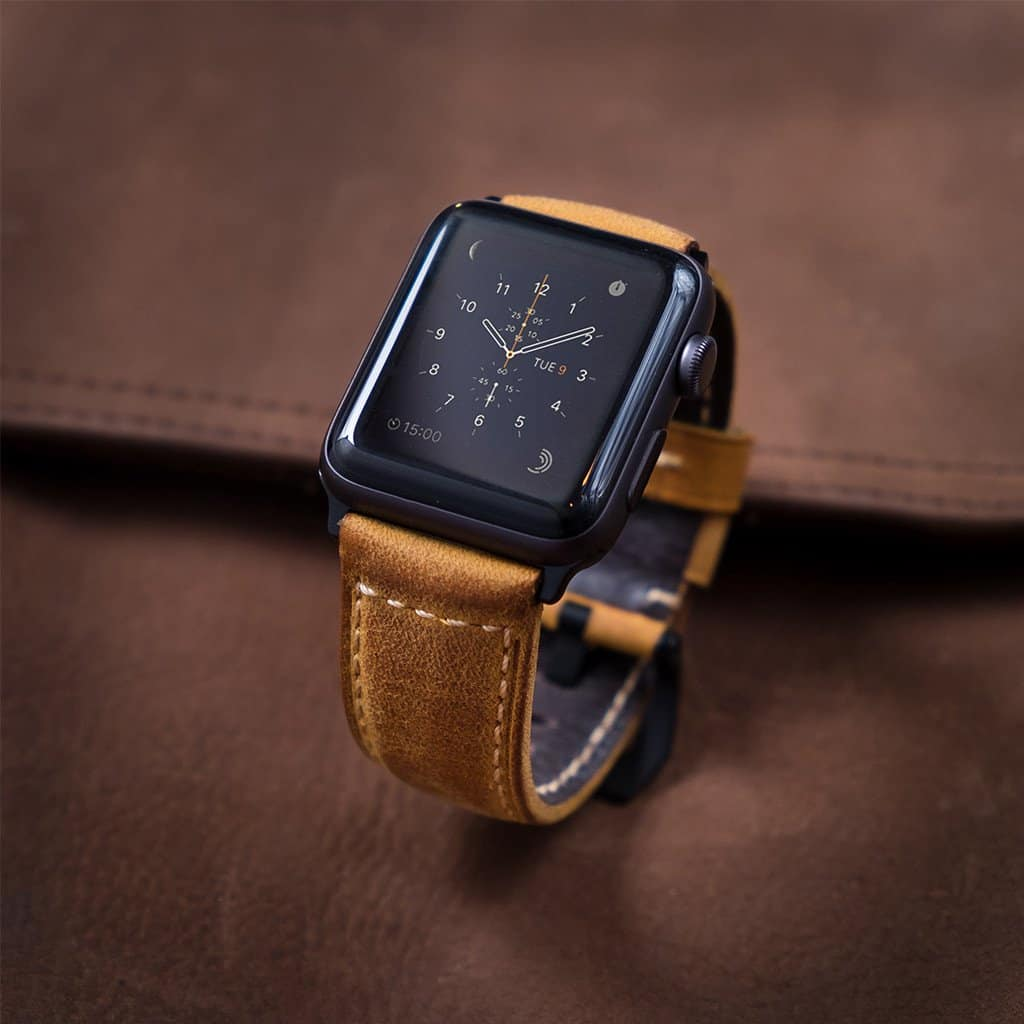 Find the perfect leather Apple Watch band for your budget without compromising style or quality.
