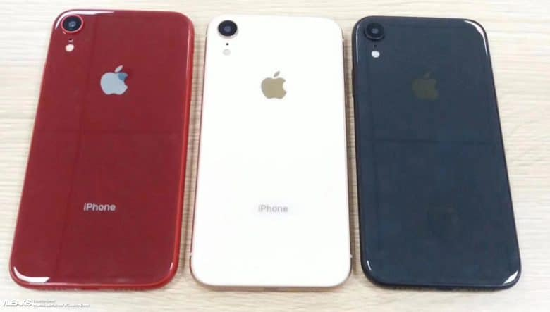 6.1-inch iPhone color options
