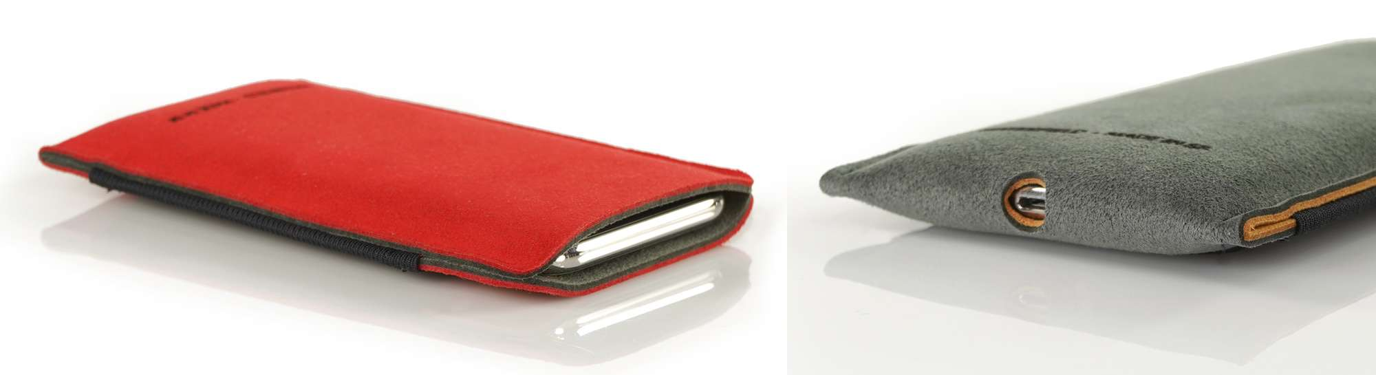 Waterfield's new Fused Suede Case looks as good as you'd expect.