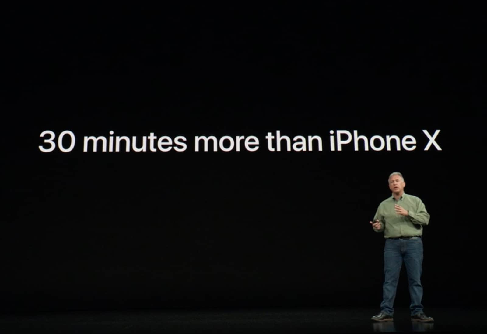 iPhone keynote