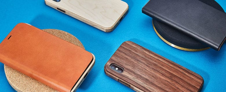 Grovemade iPhone XS cases