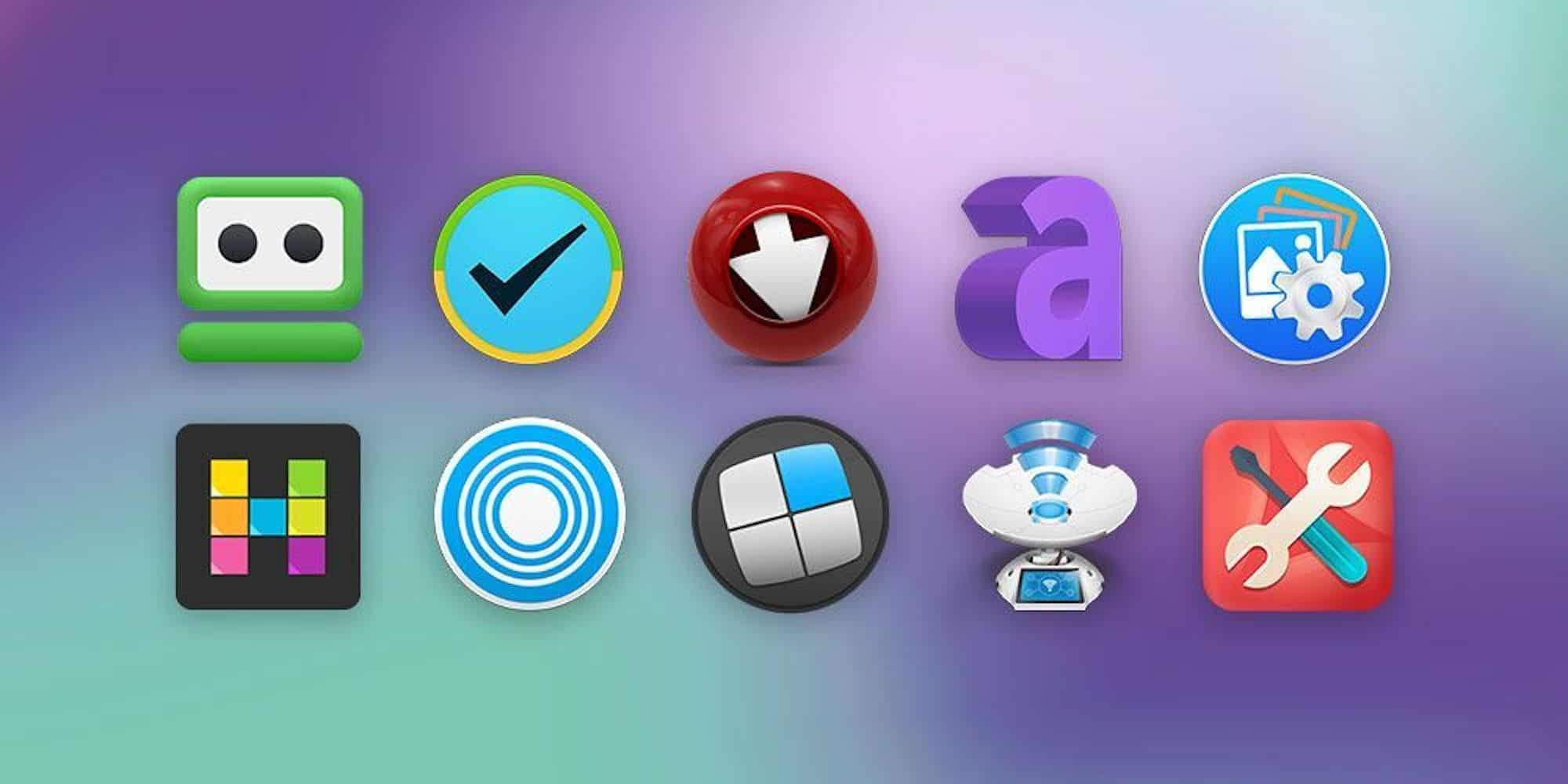 Name your price for a bundle of 10 top-shelf Mac apps.