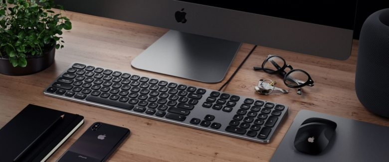 Satechi Aluminum USB Keyboard