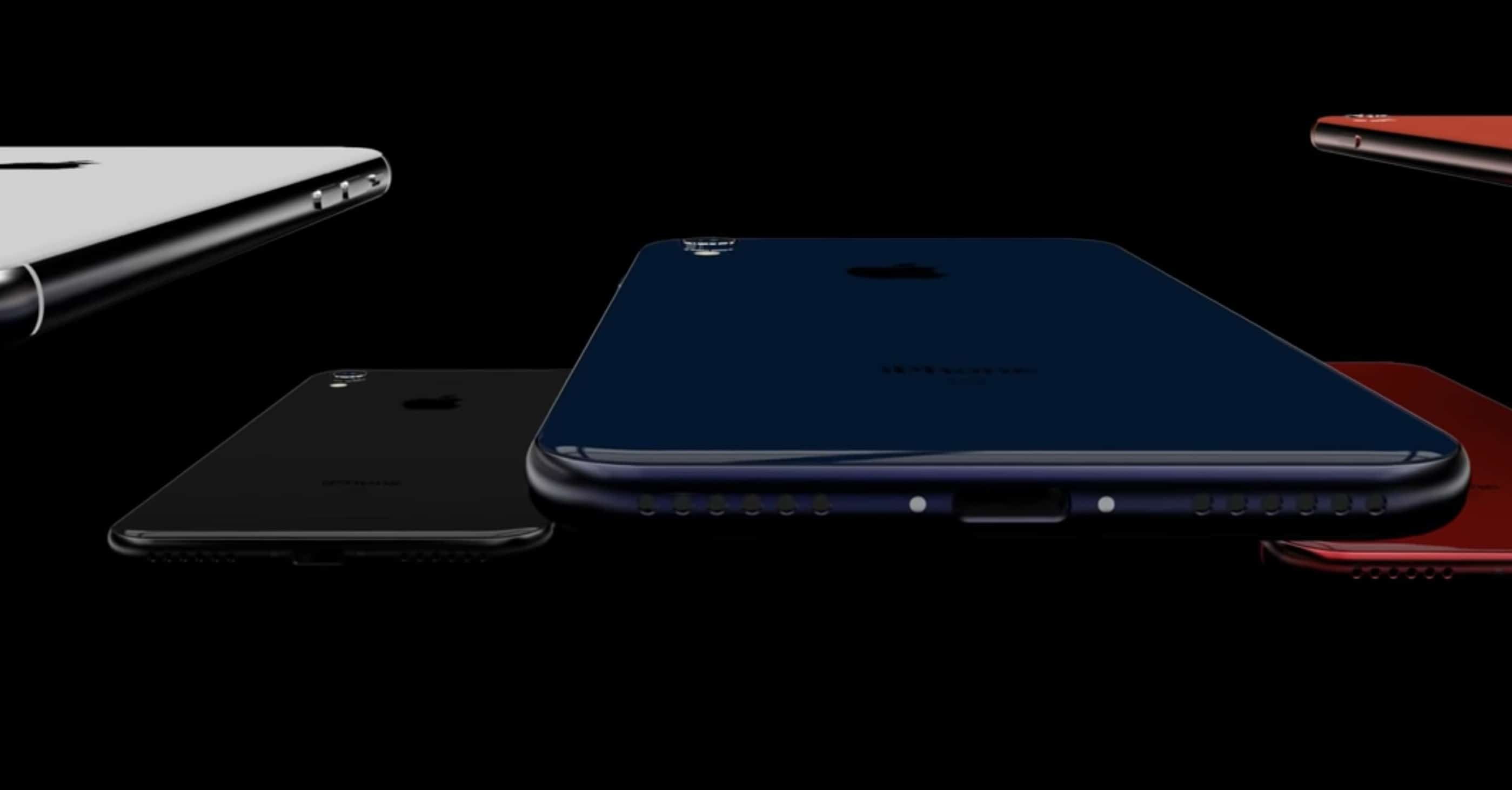 iPhone XR concept video
