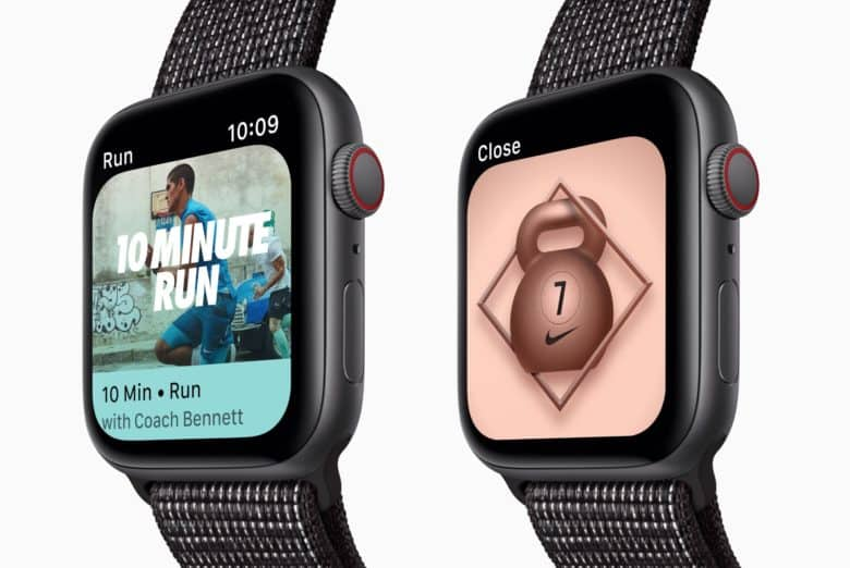 Apple Watch Series 4 Nike+ model will be slightly delayed ...