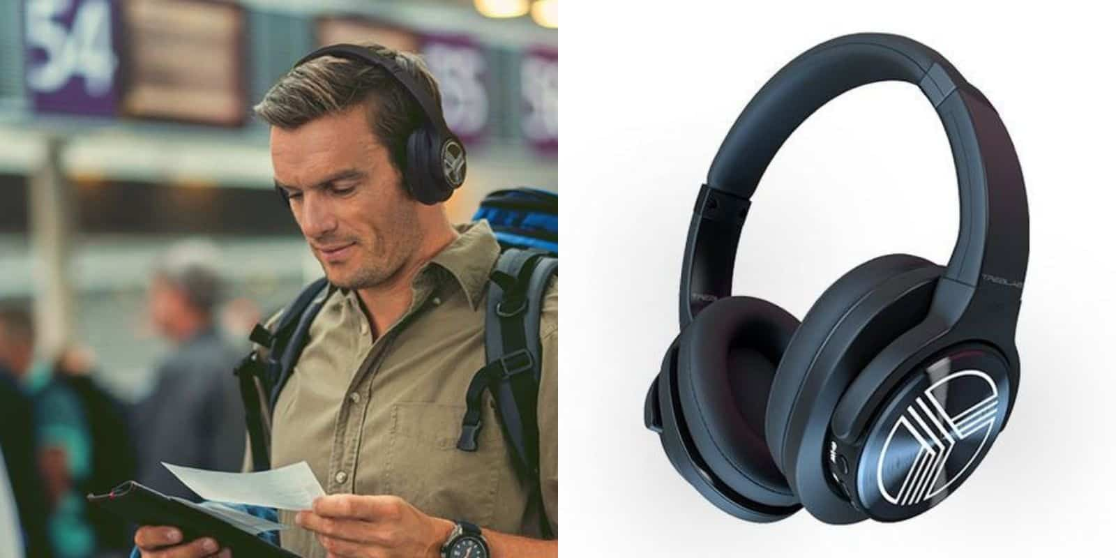 Don't drop hundreds of bucks on a set of headphones when you can spend way less for the same features.