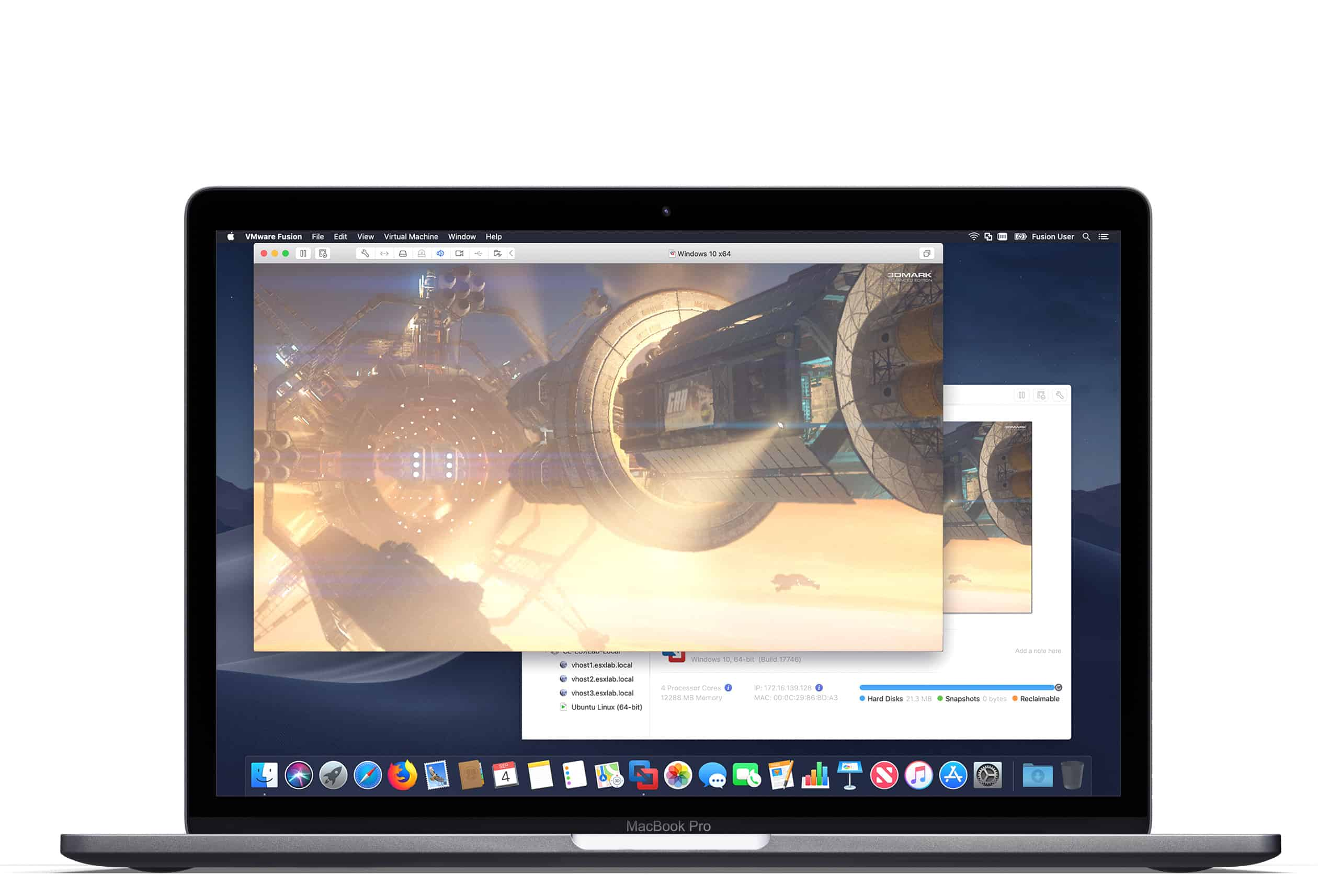 VMware Fusion 11 adds support for macOS Mojave, 18-core iMac Pro