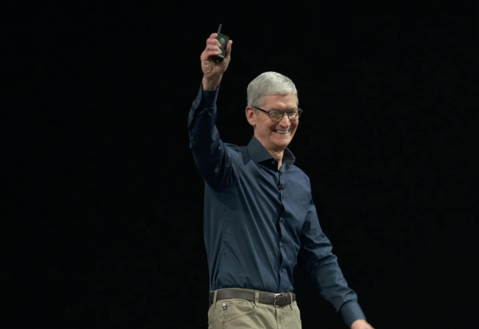 Tim Cook talks diversity, sustainability, and coming out as gay