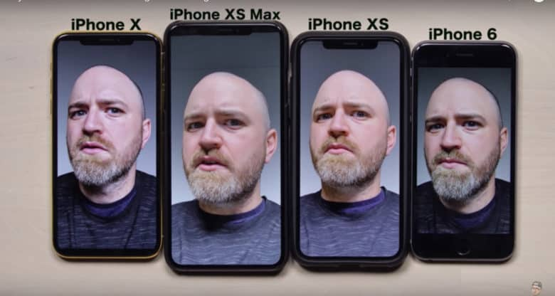 Beautygate Apple Might Fix Iphone Xs Selfie Camera Cult Of Mac