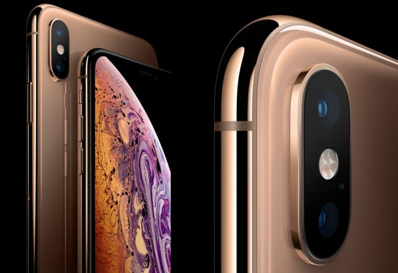 Giveaway iphone xs max gold box