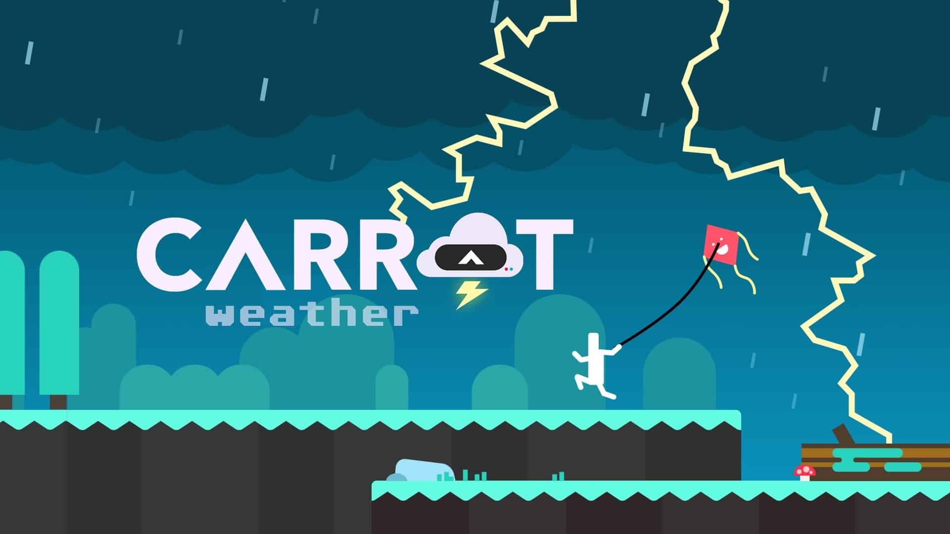 Carrot, the 'funniest' weather app on iOS.