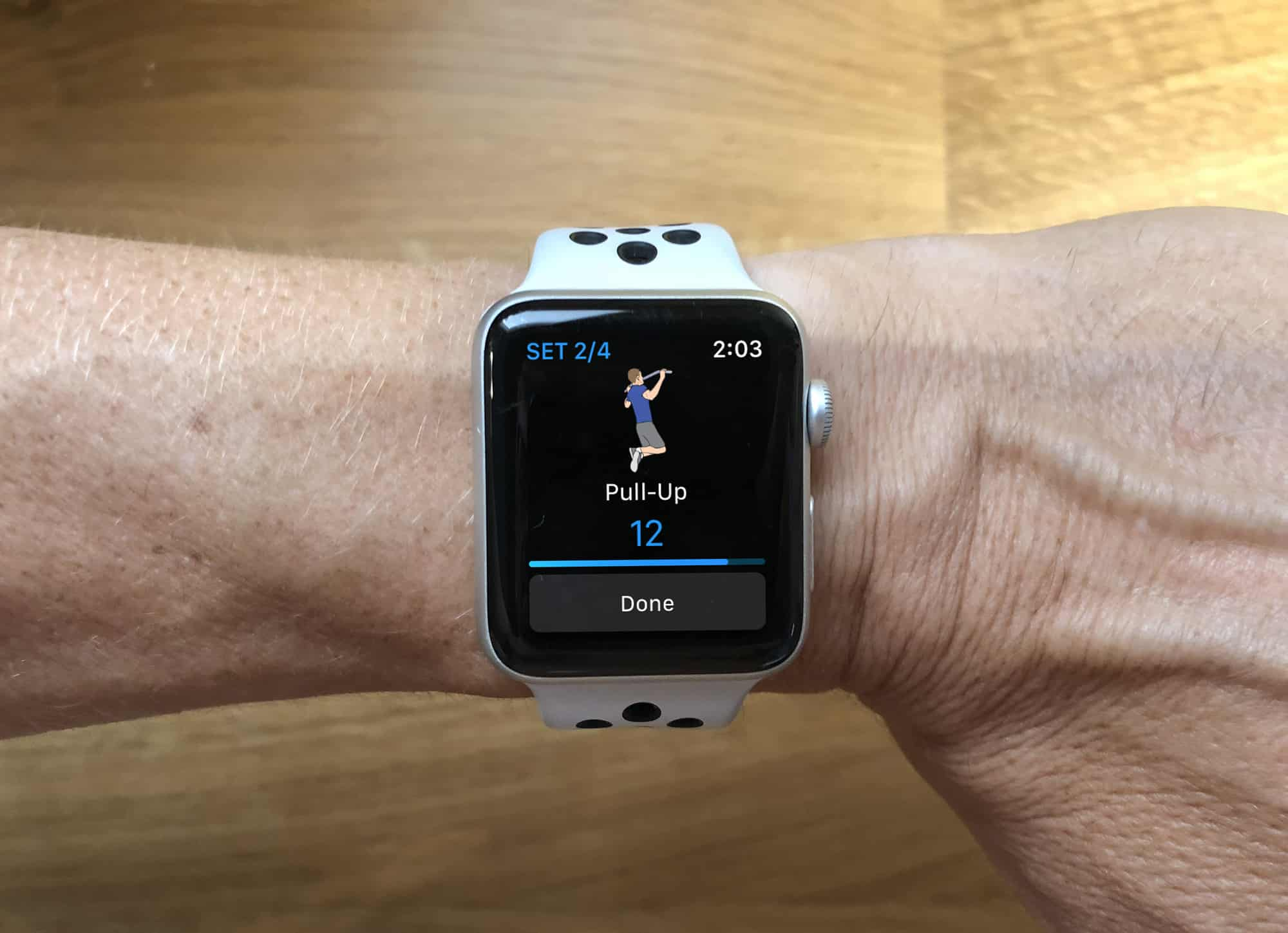 Fitness is one of the few categories where third-party Watch apps are genuinely useful