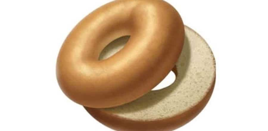 Would you eat this bland bagel?