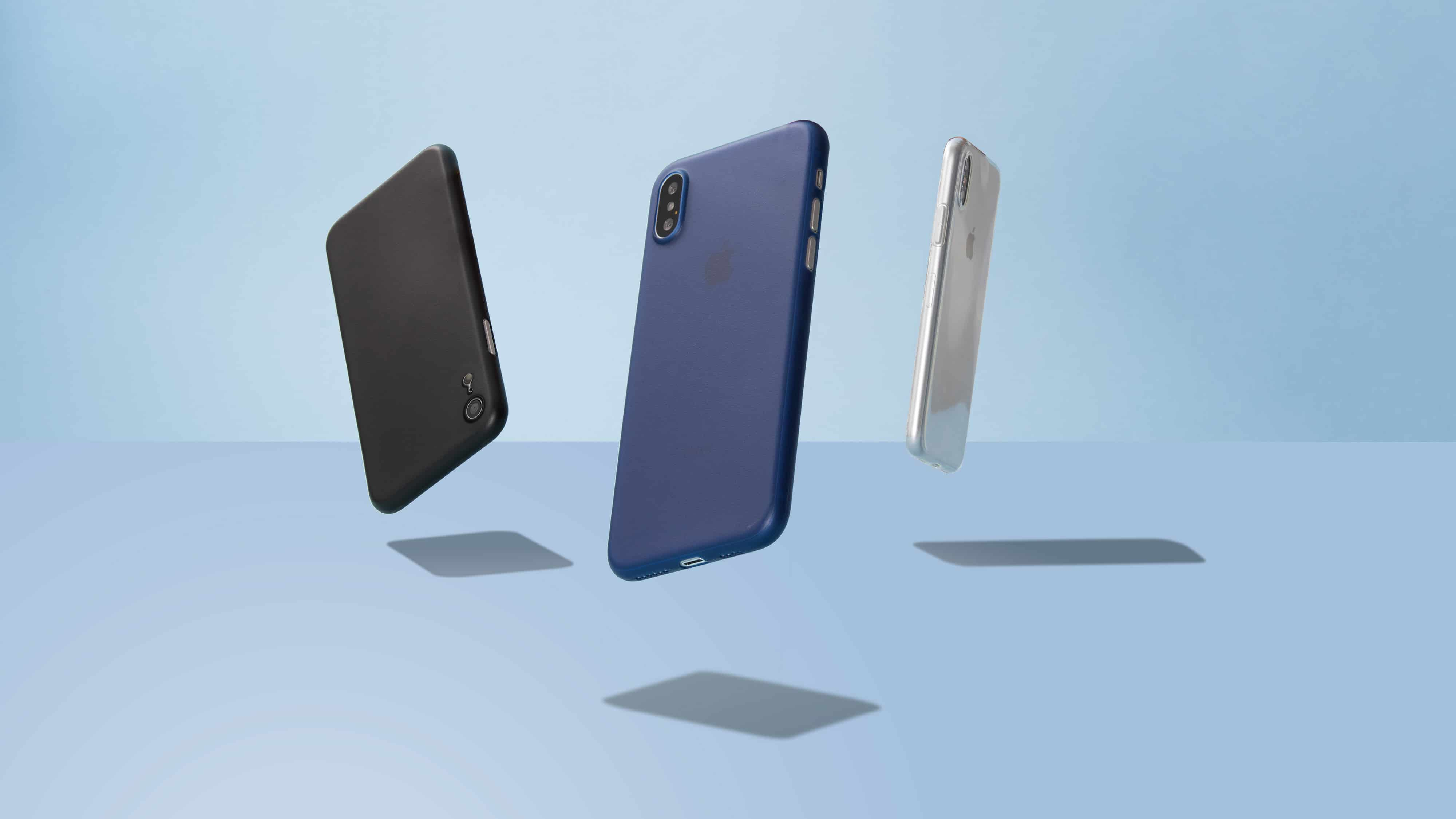 Totallee's latest line of iPhone cases offer a layer of protection that doesn't obscure the devices' subtle design.