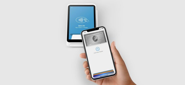 Square Terminal could help more businesses accept Apple Pay.