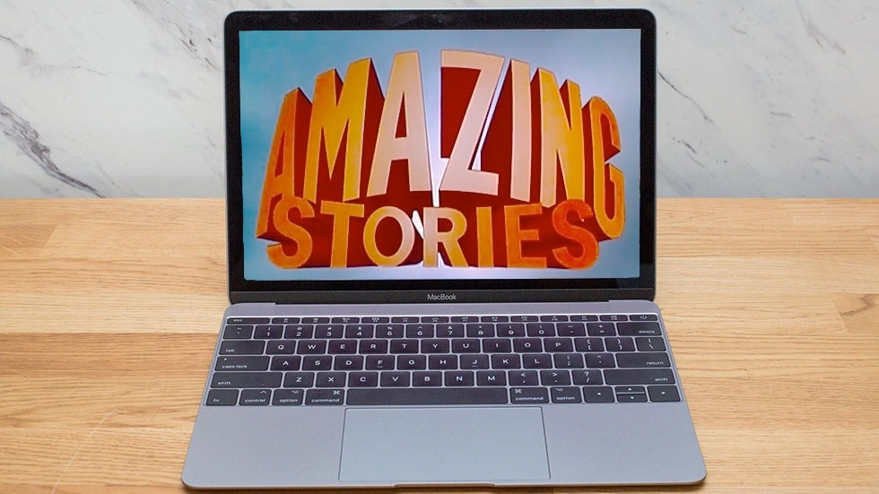 A reboot of Amazong Stories is one of the many shows coming to the Apple TV service.