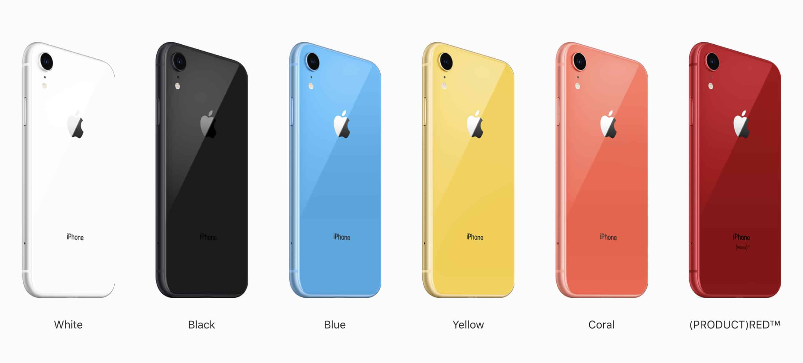 Buyers might not be ready for bright iPhone XR colors  8ebc187405