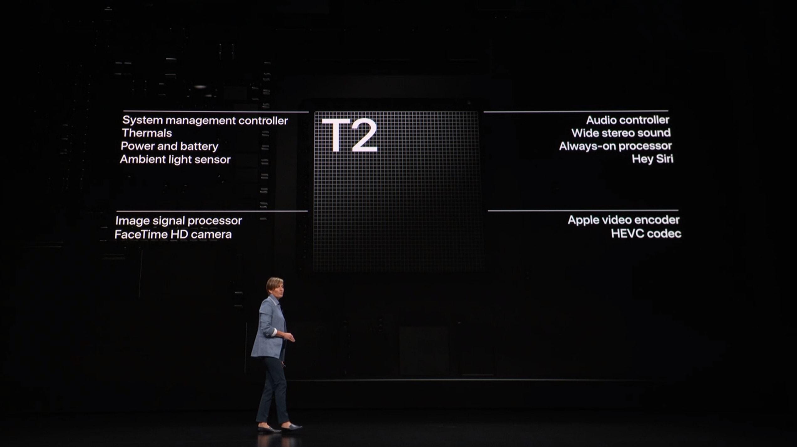 T2 chip