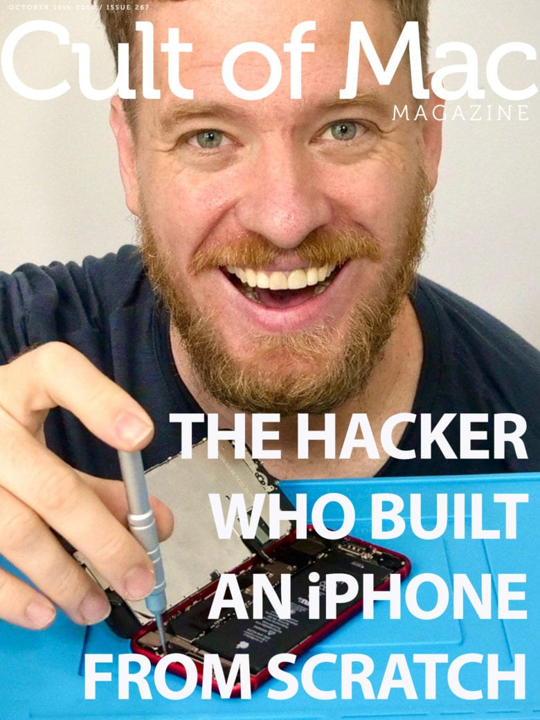 Meet Scotty Allen, the hardware hacker who built an iPhone from scratch.