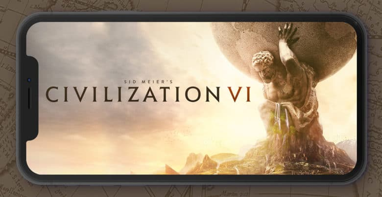 Civilization VI for iOS offers all expansion packs free this