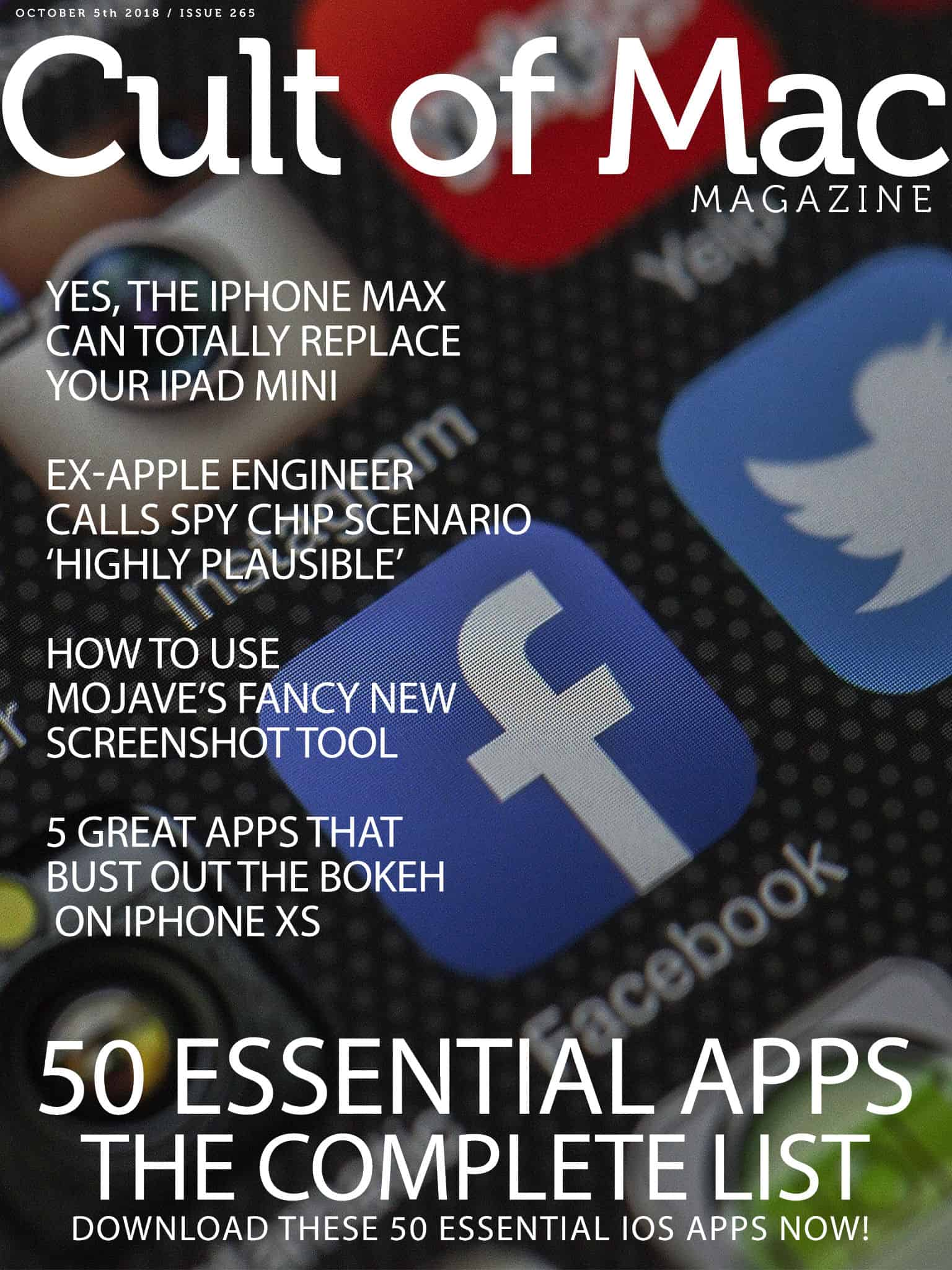 Get our 50 Essential iOS Apps to boost your iPhone or iPad experience.