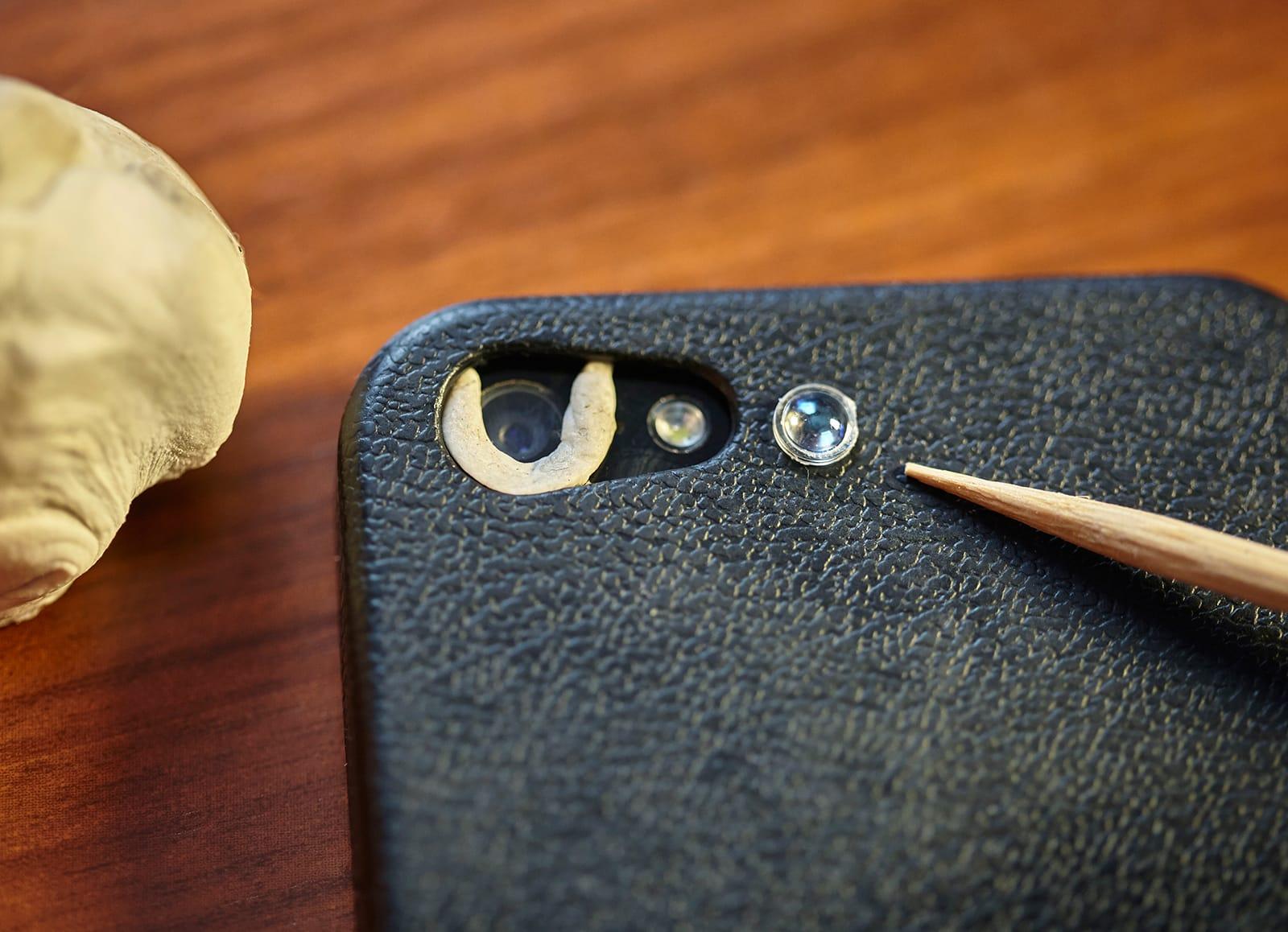 Creative Hack Gives You Stunning iPhone Macro Shots