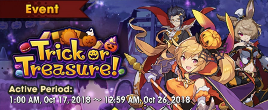 Dragalia Lost Gets its First Event for Halloween