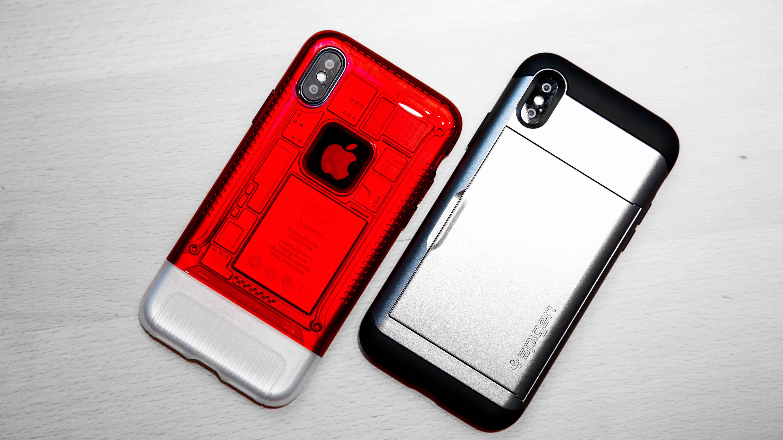 Spigen iPhone XS cases