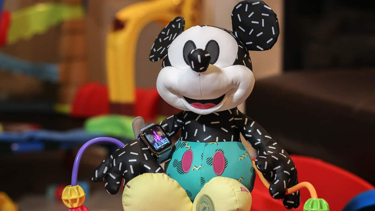 Mickey Mouse Disney Apple Watch Series 4