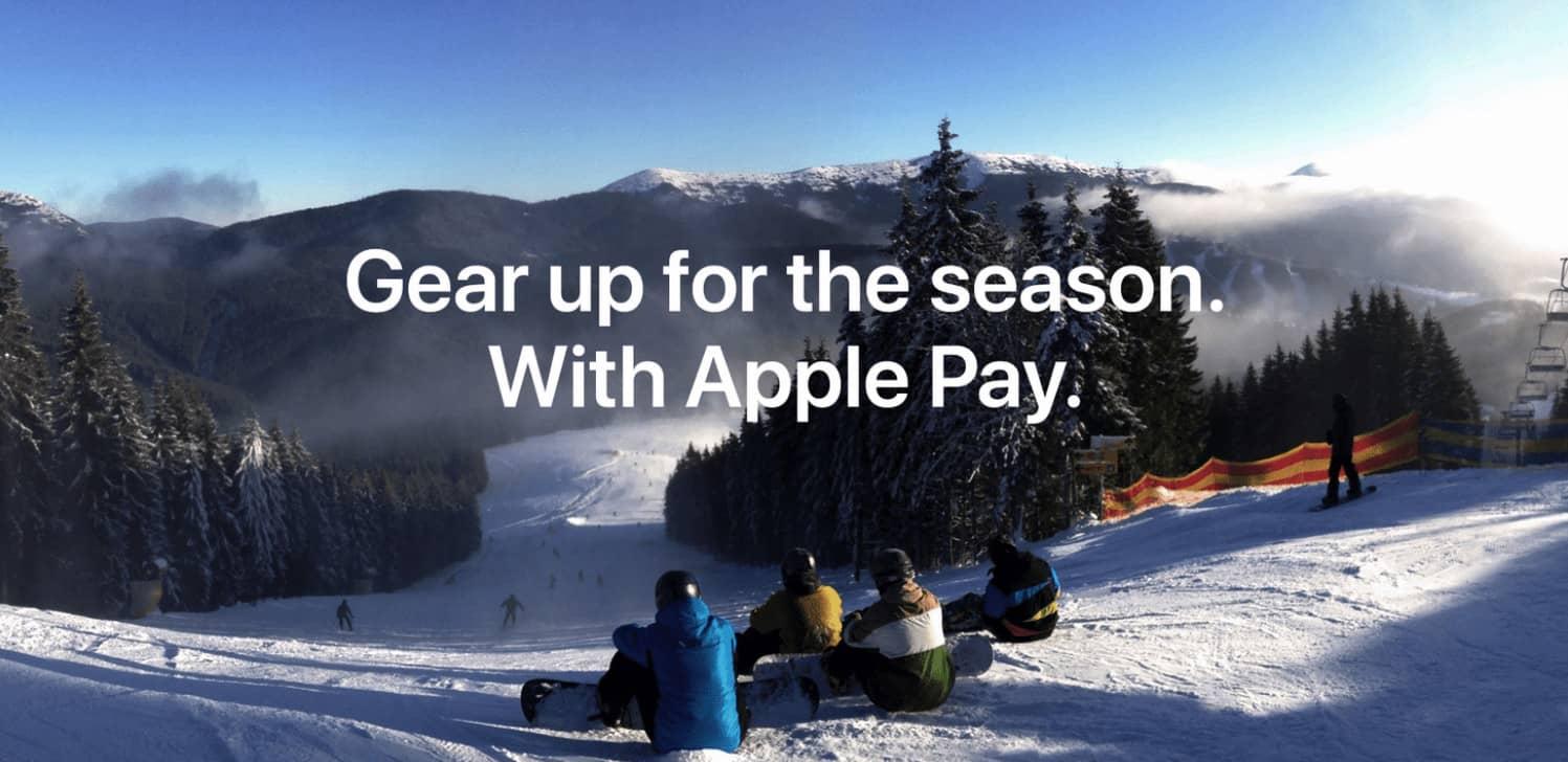 Oakley Apple Pay promotion