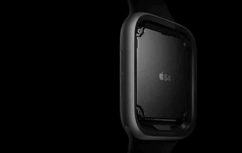 apple watch s4