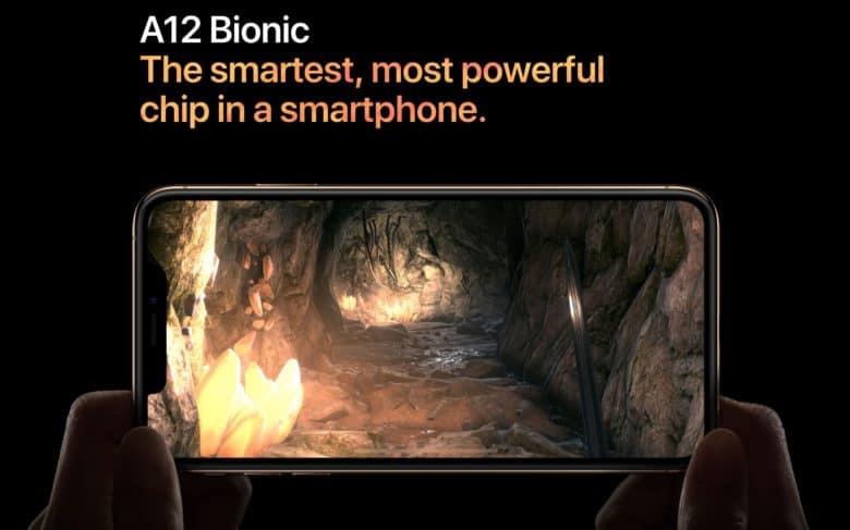 a12 bionic ad