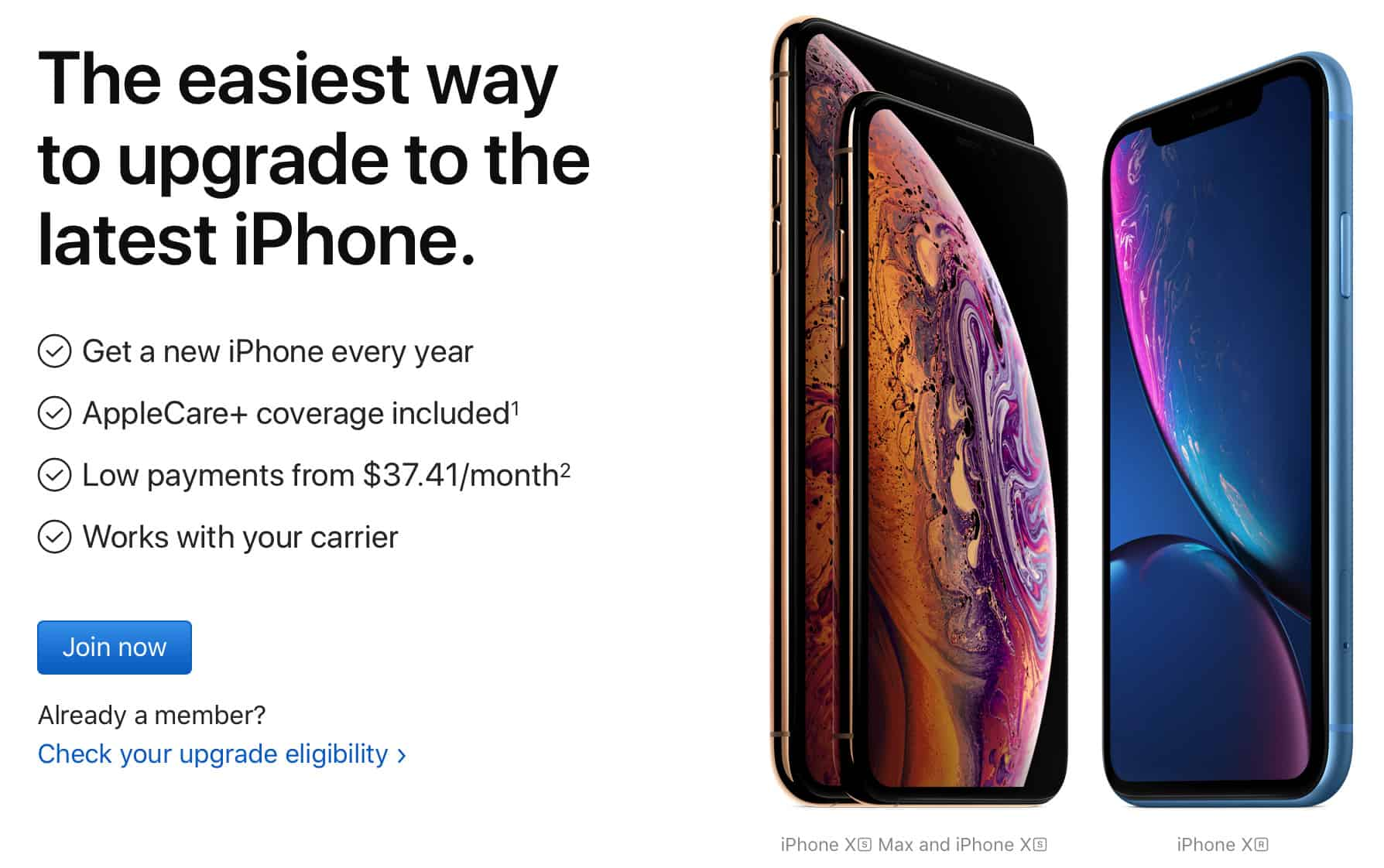 iPhone Upgrade Program 2