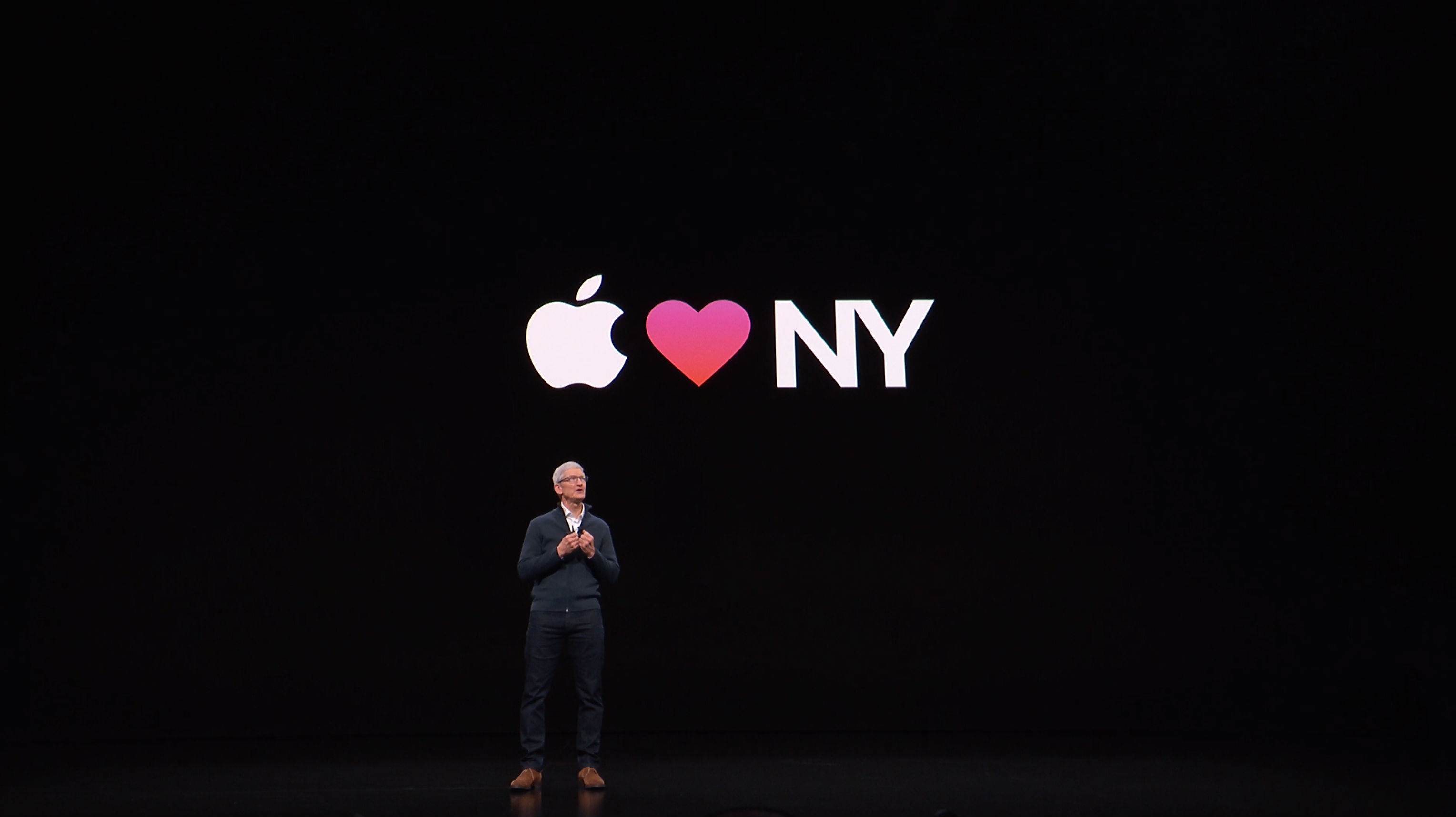 Apple Maps just got a New York update.