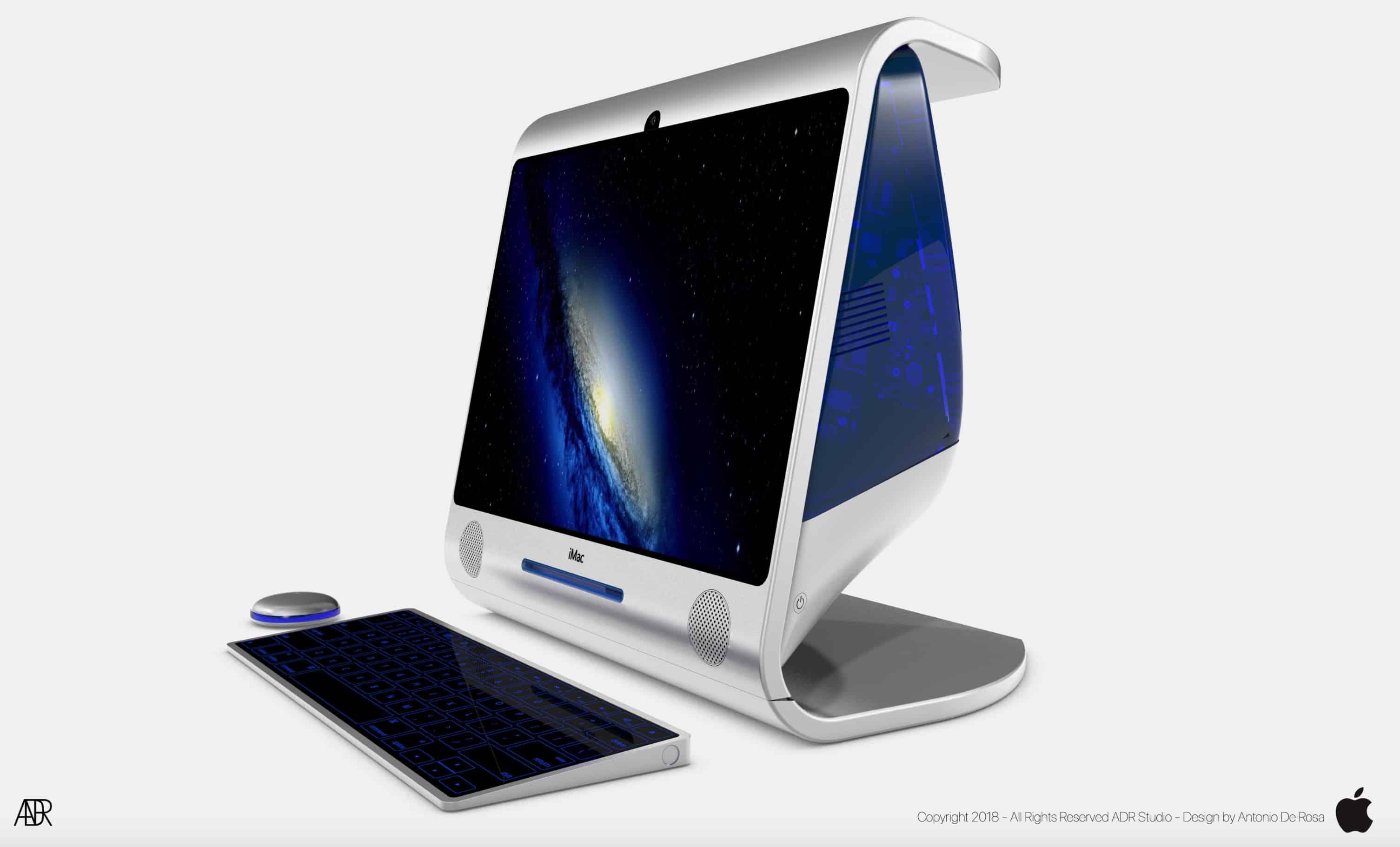 iMac G3 2018 2