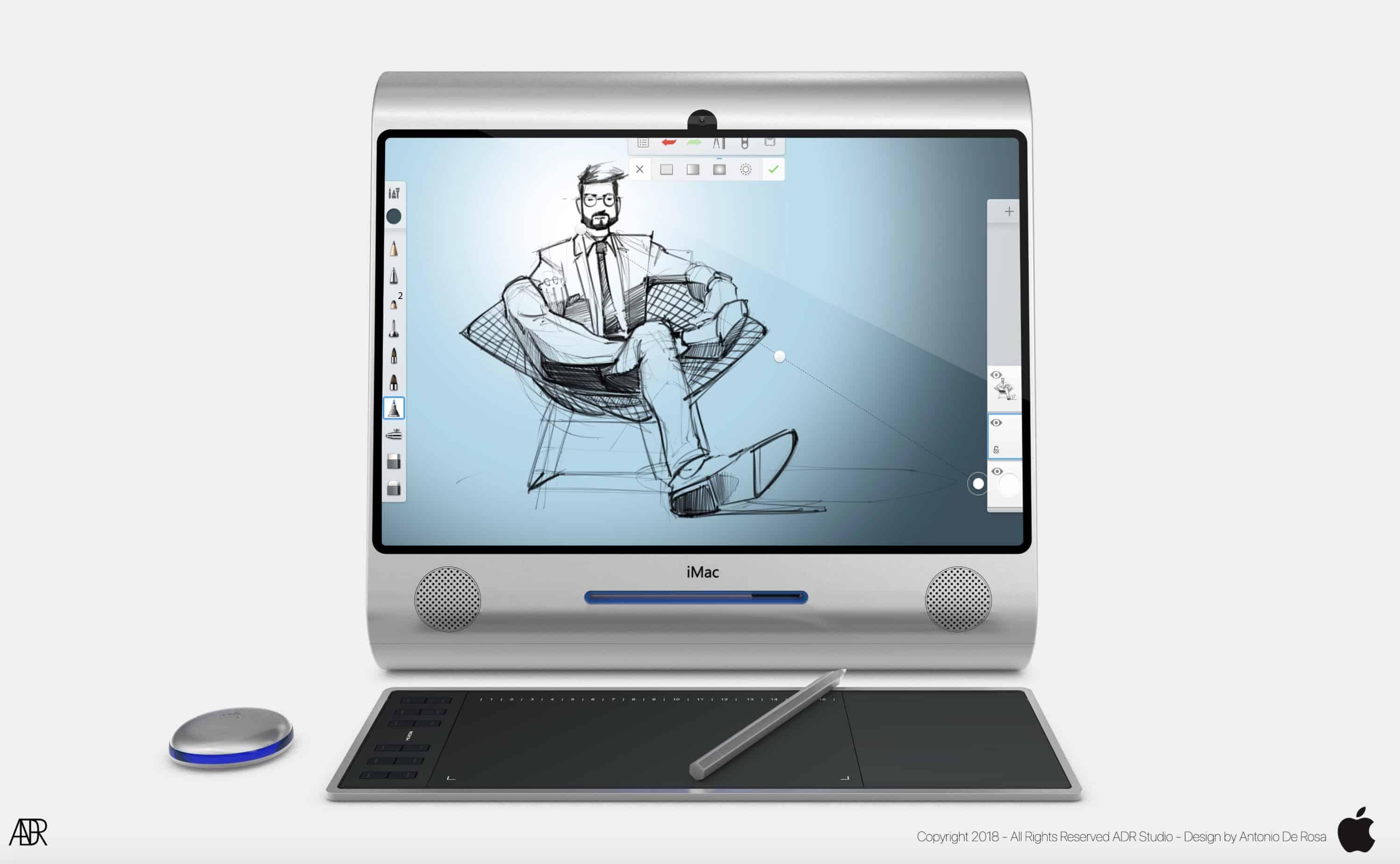 iMac G3 2018 new