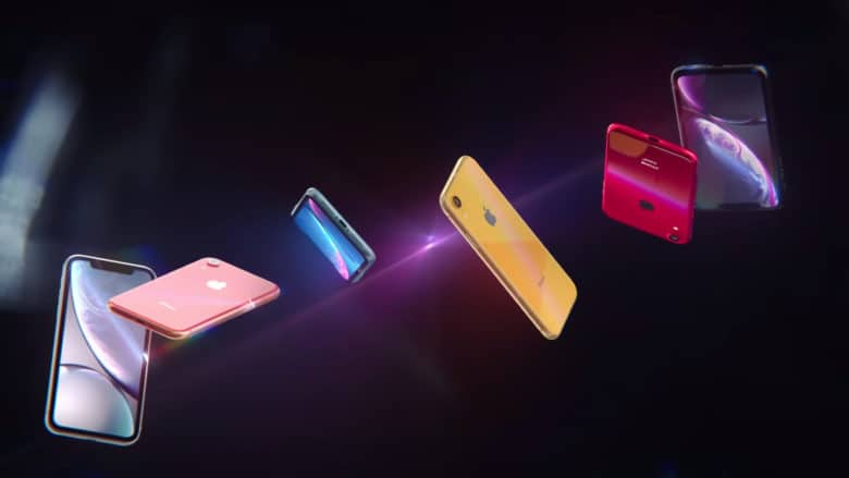 iPhone XR Spectrum ad