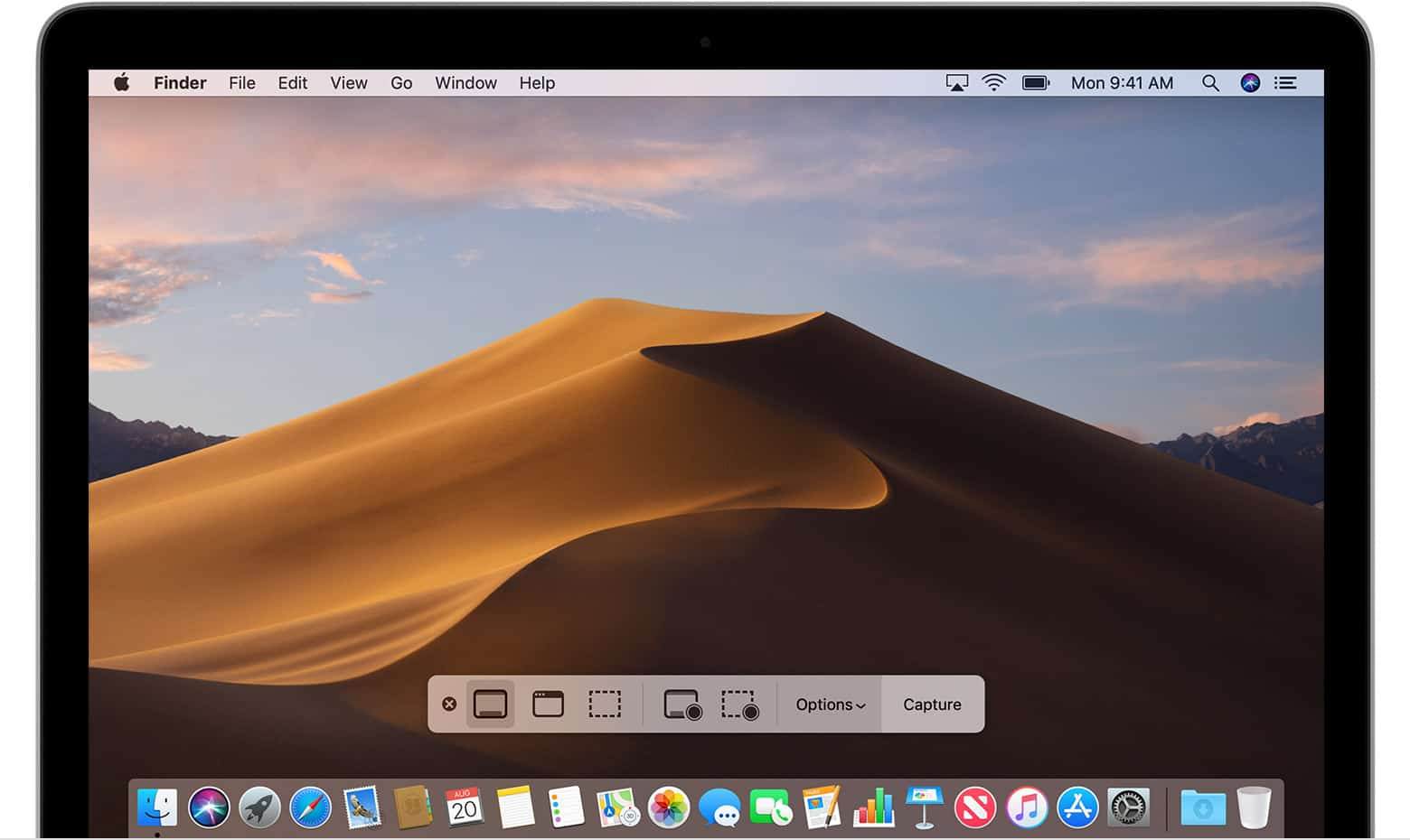 Mojave's new tool offers plenty of options for Mac screenshots.