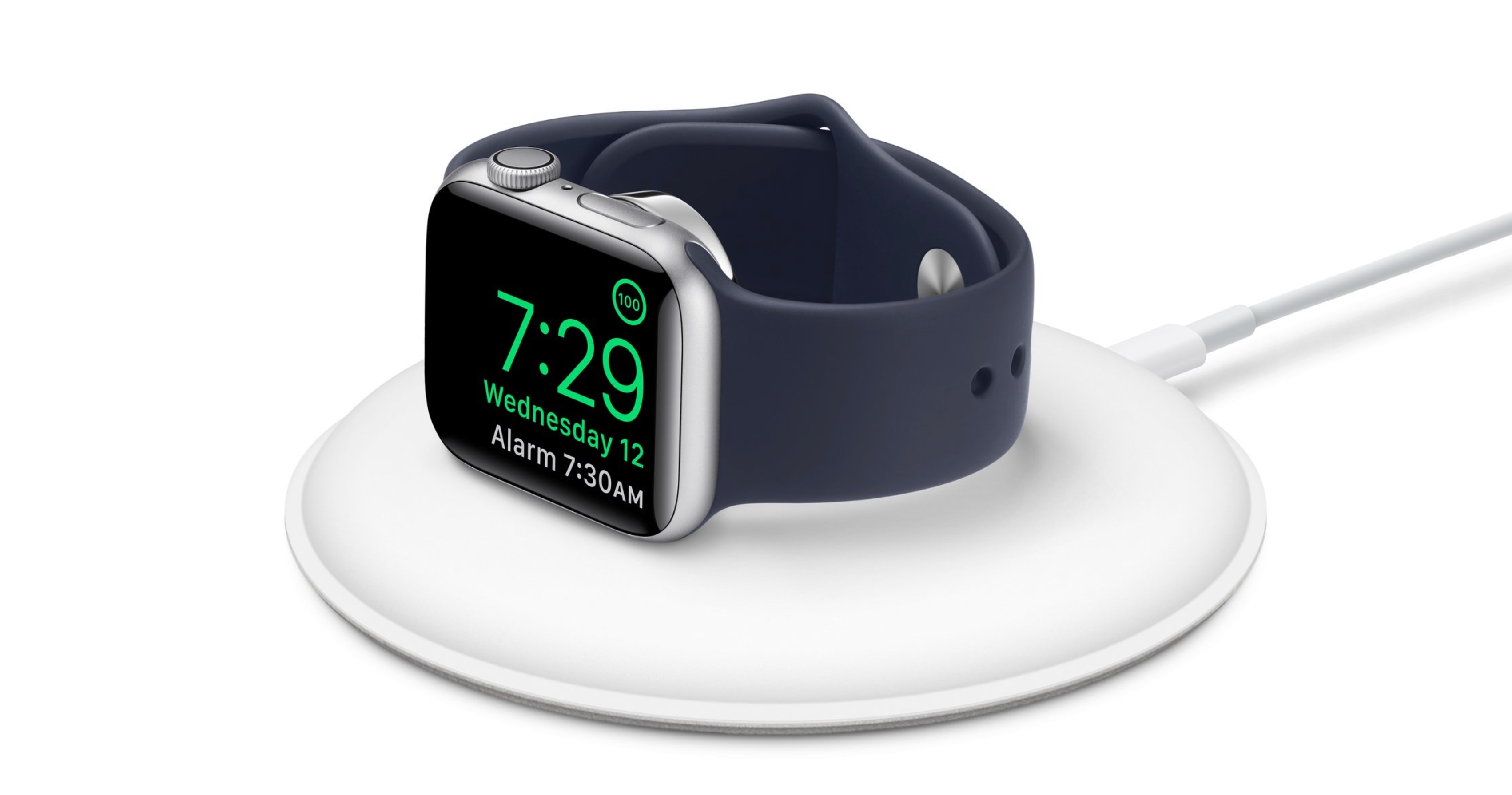 The Apple Watch charging dock just got an update.