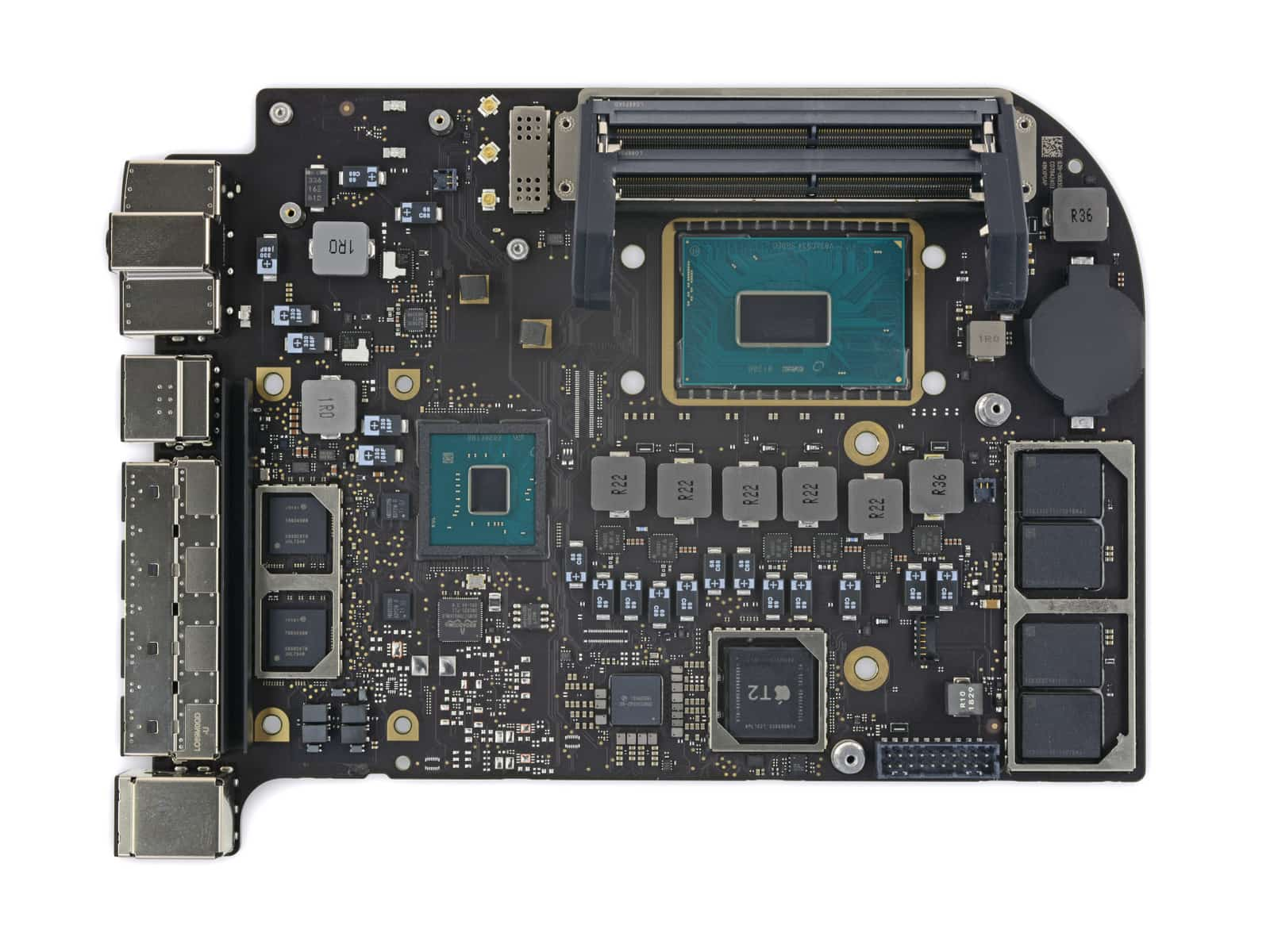 2018 Mac mini logic board