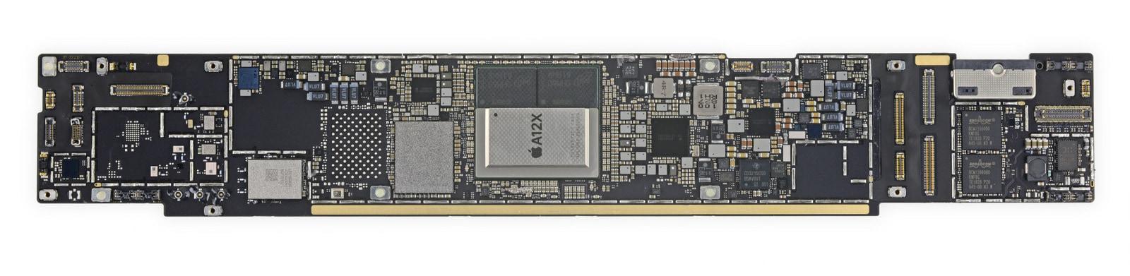 2018 iPad Pro logic board
