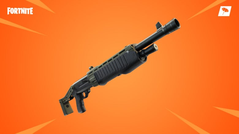 Fortnite pump shotgun