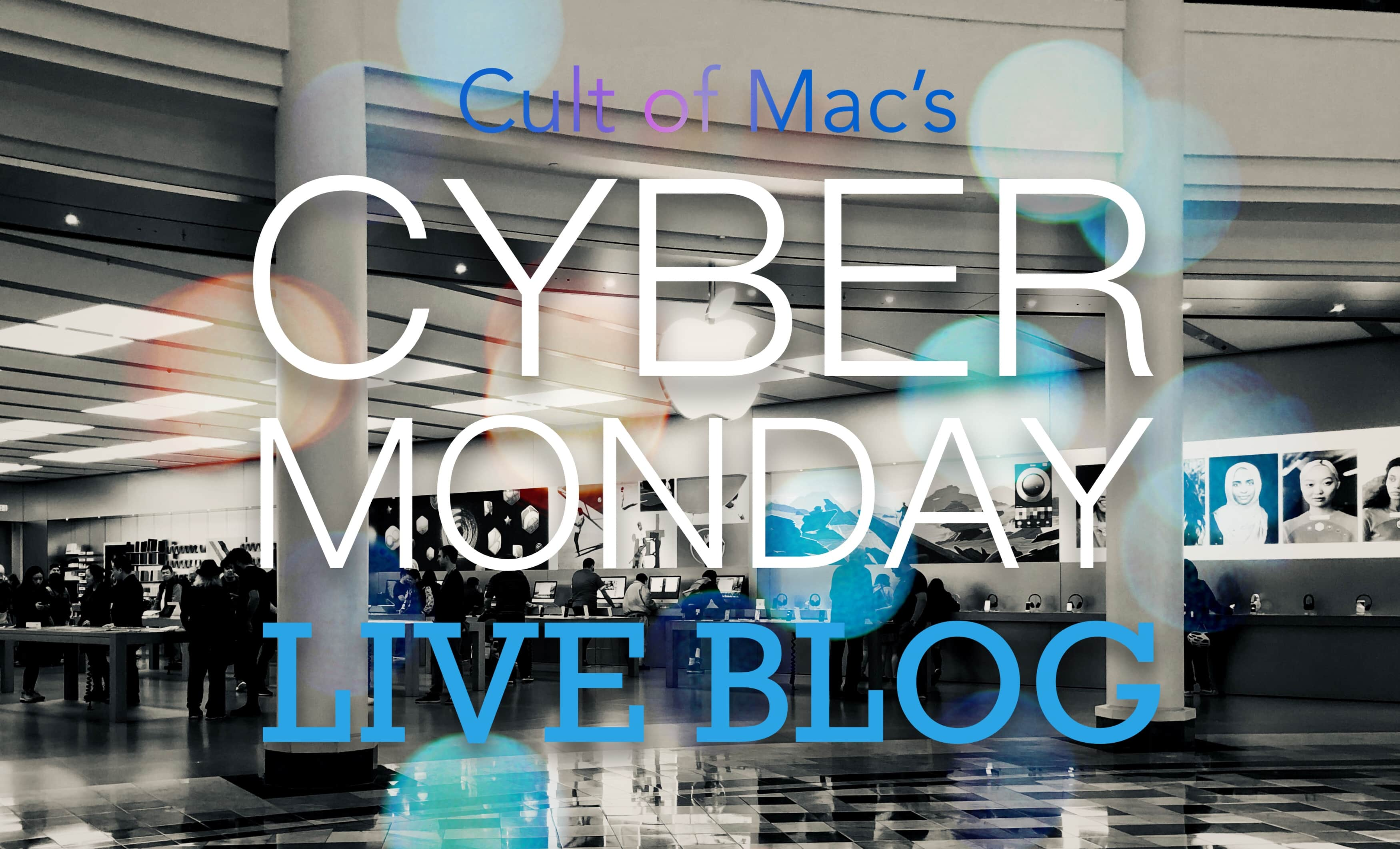 Cyber Monday live blog