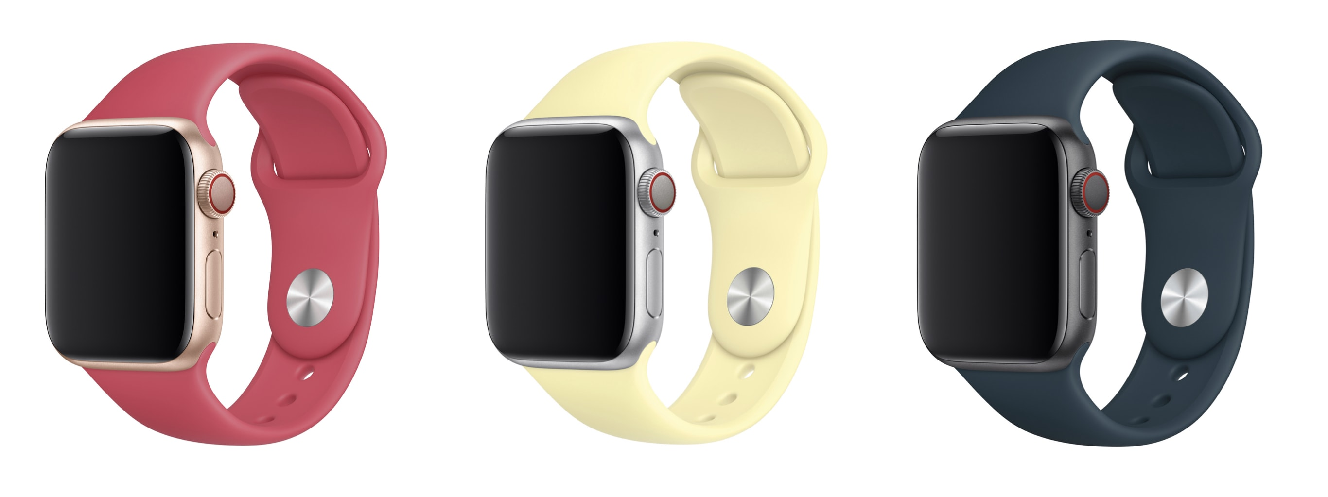 Apple new Sport bands