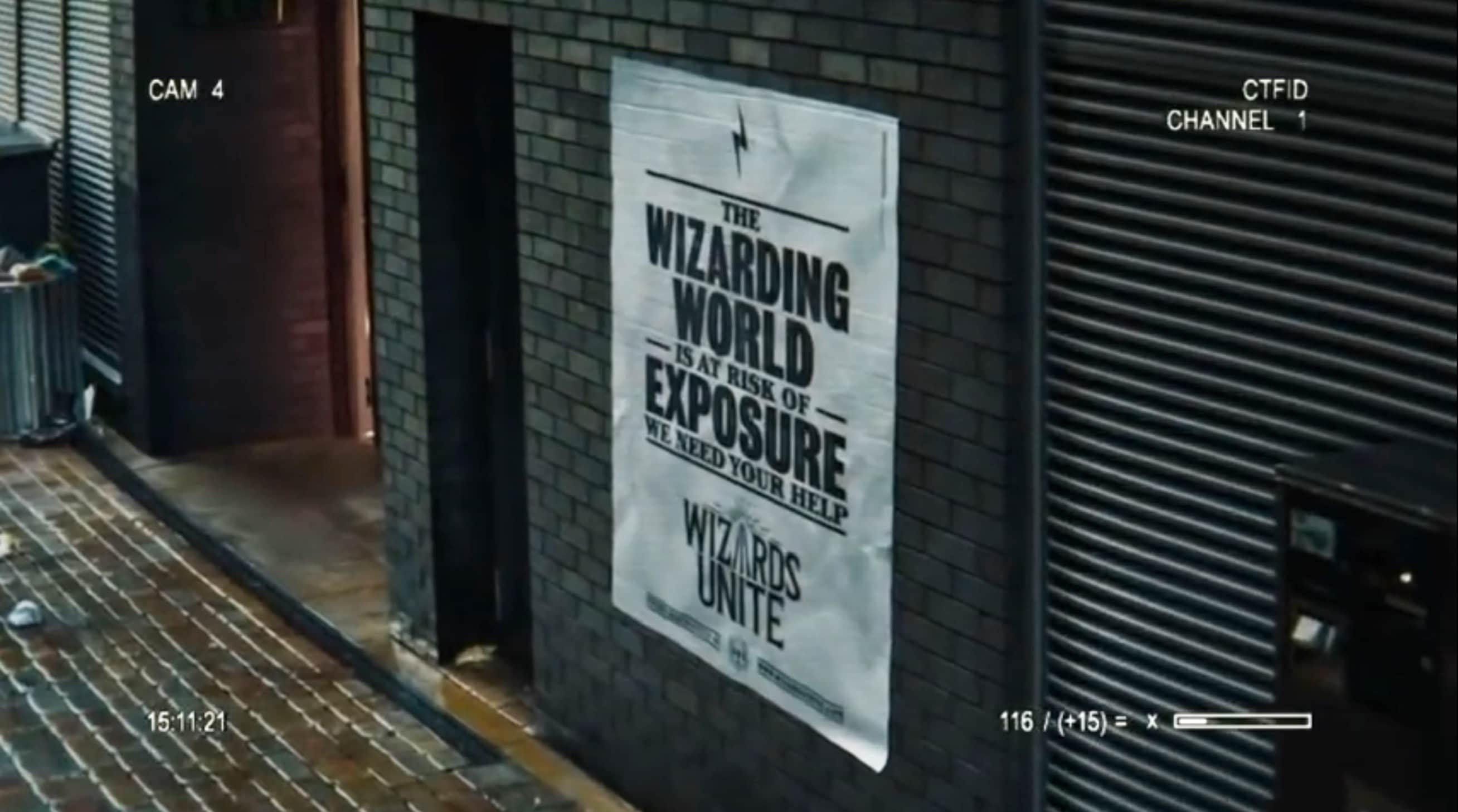 A teaser trailer reveals the theme of Harry Potter: Wizards Unite.