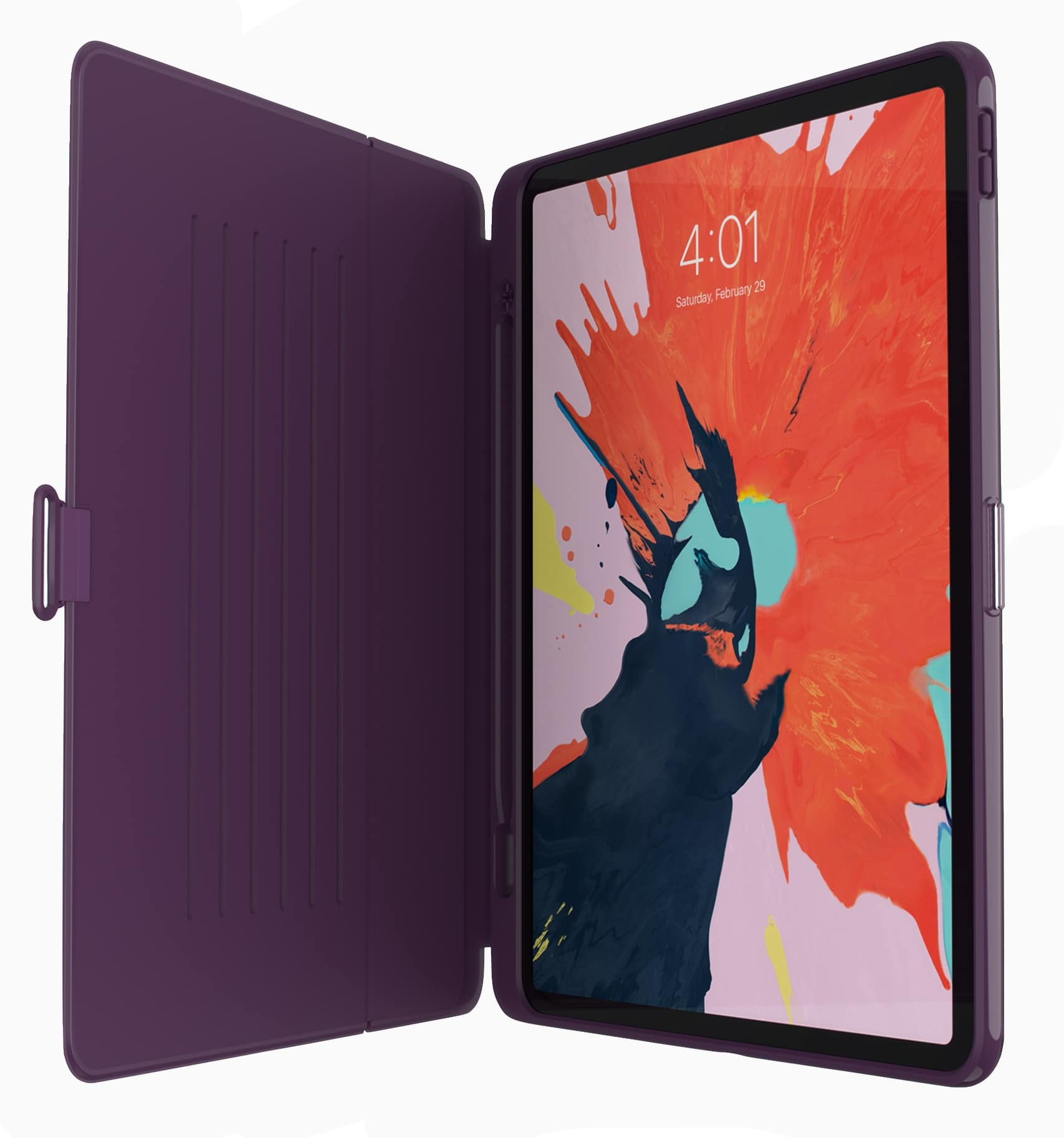 low priced f28a8 70c3f Speck folio case protects 2018 iPad Pro from 6-foot drops | Cult of Mac