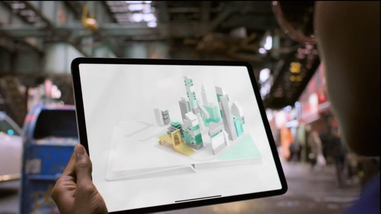 Raw power comes up in Apple's new video called 5 Reasons iPad Pro can be your next computer.