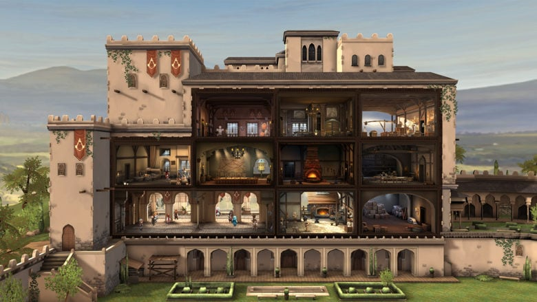 Assassin's Creed Rebellion iOS