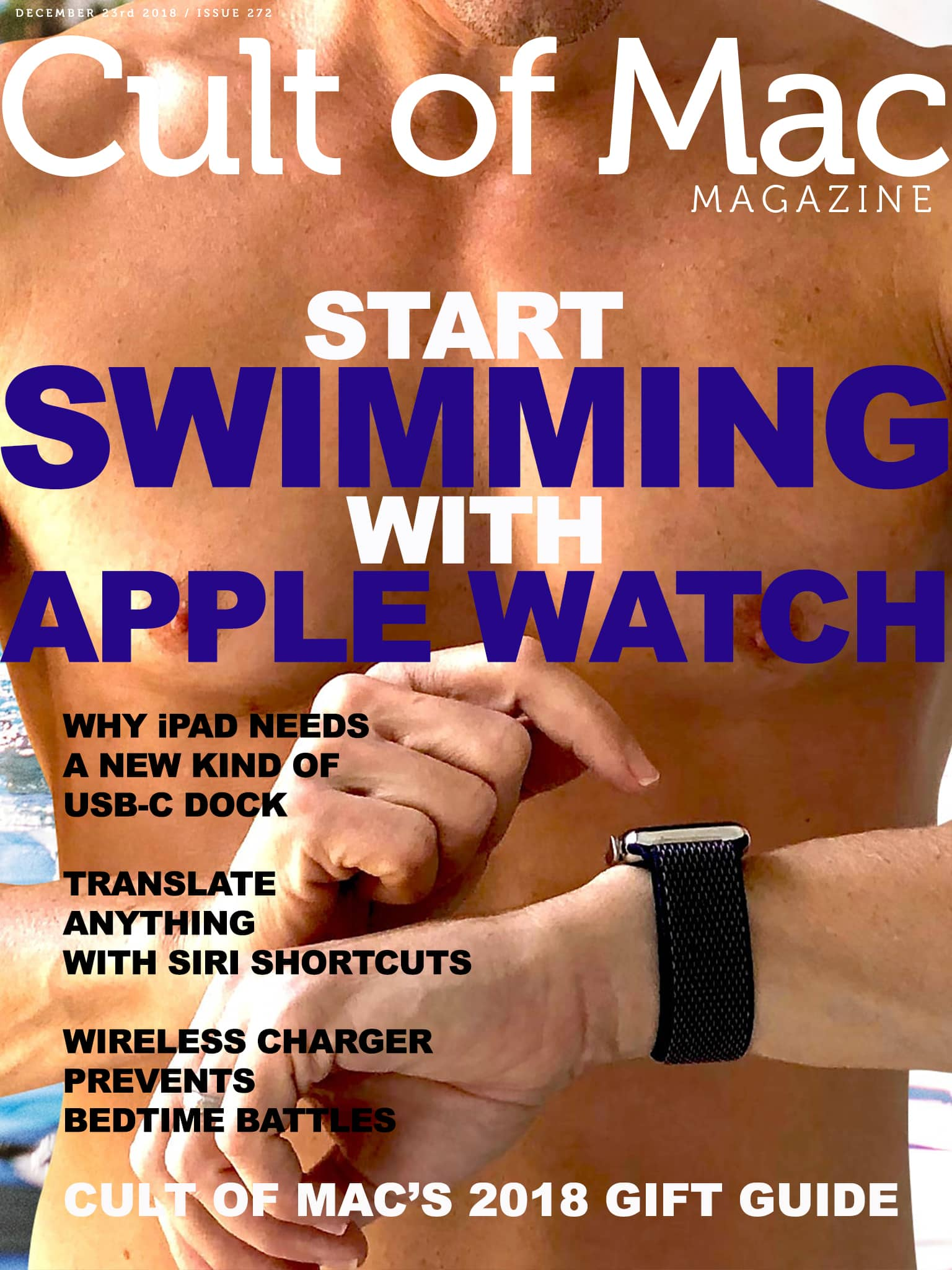 What are you waiting for? Time to jump in and start swimming with Apple Watch!